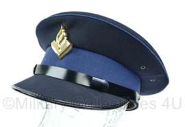 Platte pet van de Nederlandse Politie  - Maat 57 - Origineel