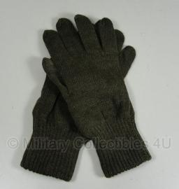 Wollen leger handschoenen - 3 maten  - origineel