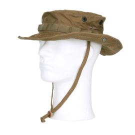 Boonie hat / Bush hat Ripstop - Coyote Bruin