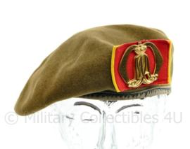 KL Landmacht DT 1963-2000  baret Militaire Academie - maat 57 - origineel