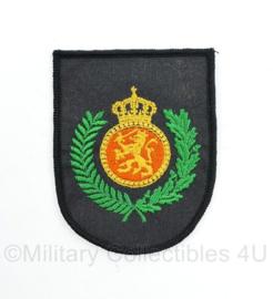 Defensie Commando embleem - 8 x 6,5 cm - origineel