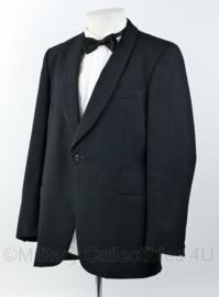 Heren kostuum  jas , gillet en overhemd  - maat 52 - origineel