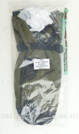 Defensie en Korps Mariniers wanten black green merk SPE model SPE 241 - nieuw in de verpakking - maat Large - origineel