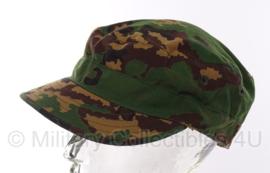 Russische SS partizan patrol cap - maat 59 - origineel