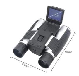 Digitale Verrekijker met 2inch LCD scherm en mogelijkheid tot opnemen