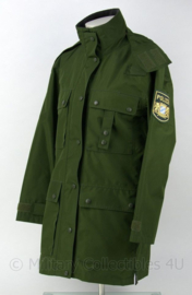 Duitse Polizei Bayern parka met voering - ongedragen - merk Lion - maat H52/54 - origineel