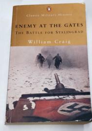 Boek Enemy At The Gates The Battle for Stalingrad William Craig