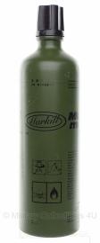 1 liter Brandstof fles BRS Veiligheidsfles - NIEUW - 28 cm hoog - voor branders zoals Coleman etc - origineel