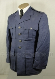 US Vietnam oorlog  Airforce USAF uniform jas blauw - origineel 1967 / 1968
