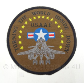 US Army Airforce USAAF patch - 10 cm  - Replica