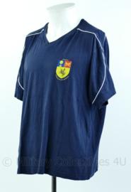 Defensie T-shirt schoolbataljon centraal Ermelo - maat XL - origineel