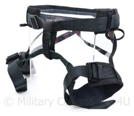 Korps Mariniers kliminstructeur klimgordel klimharnas van het merk Troll RAM SIT HARNESS - riem 8 cm breed - nieuw - origineel