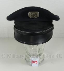 Tjechische Politie pet - art. 109 - origineel