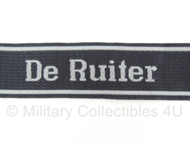 SS cufftitle BEVO - De Ruiter