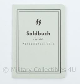 WO2 Duits SS replica Soldbuch