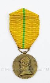 Belgische ere teken 1909-1934 medaille  - Origineel