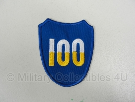 WWII US 100th Infantry Division patch