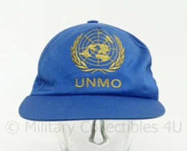 UNMO United Nations Military Observer baseball pet - zeldzaam - origineel