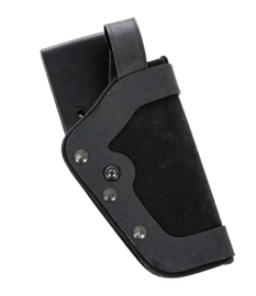 Beretta Model 1 Holster Black Cordura Merk Sidekick Holsters - Uncle Mike's - 17 x 11 cm - origineel