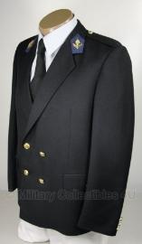 Nederlandse Politie uitgaansuniform jas - zonder epauletten - maat 658 = 58 - origineel