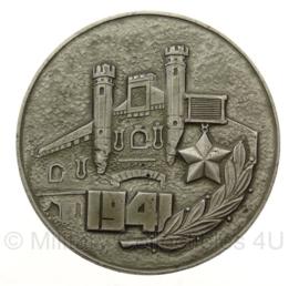 Herinneringspenning Russisch of Pools - 6,5 x 6,5 cm - 1941 - origineel