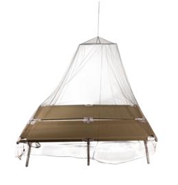 Anti-muggen Klamboe voor 2 persoons bed - groen - nieuw gemaakt