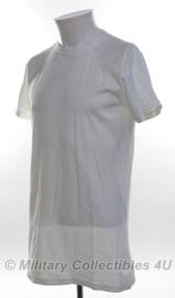 KM Koninklijke Marine ondershirt wit - maat 9505 / 0515 - gebruikt - origineel