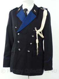 KMAR Marechaussee DT uniform jas, koord, nestel - maat 51 - origineel
