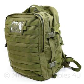 Blackhawk medical backpack inclusief volledige geneeskundige uitrusting - 46 x 34 x 20 cm - licht gebruikt - origineel