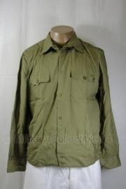 Russisch overhemd - lange mouw - maat 44 of 45 - origineel