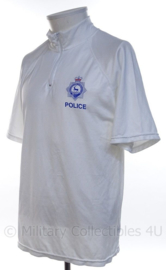 Police Politie Wit UBAC Tactical shirt Hertfordshire Constabulary POLICE  - origineel