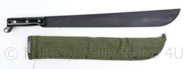 US Army  US Ontario Knife kapmes met canvas schede  - 59 cm - origineel