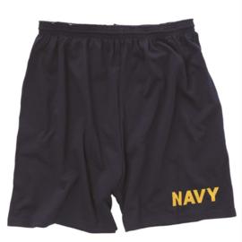 US Navy USN korte broek Shorts Blauw - ongedragen - maat XXL - origineel !