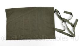 Defensie toolroll voor gereedschap  - 59 x 43,5 cm - origineel