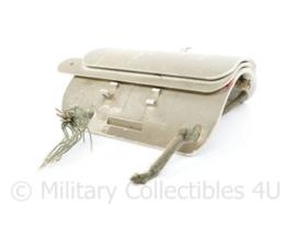 Nederlands leger en Korps Mariniers pols notitieblok houder - 10 x 11 cm - origineel