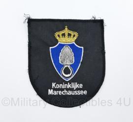 Kmar Koninklijke Marechaussee borst embleem  -  origineel