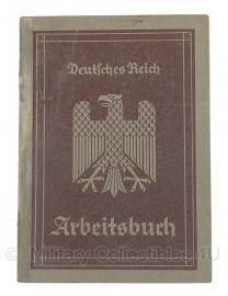 Arbeitsbuch 15 augustus 1936 - origineel Wo2 Duits