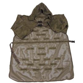 Ghillie Vest OG Groen MET capuchon - Sniper Schutters Lange Afstand SLA - nieuw gemaakt