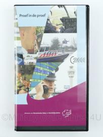 Nederlandse Politie videoband mbt invoering C2000 - NIEUW - origineel