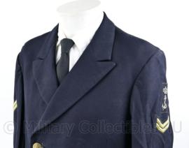 Koninklijke Marine bokker jasje 1970 - maat 48 - Korporaal - gedragen - origineel