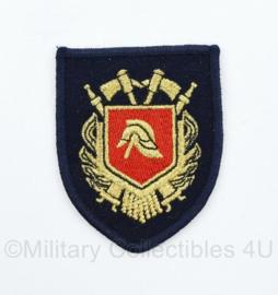 Nederlandse Brandweer embleem - 7 x 5,5 cm - origineel