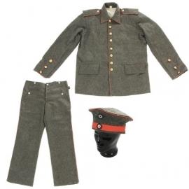 Preußen Feldgraue M1910 kleding set - broek, feldbluse en krätzchen