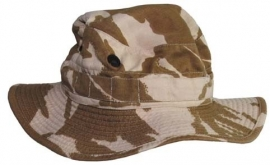 Combat Boonie Hat - Desert DPM -  British Army Issue - origineel