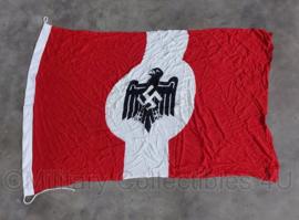 Replica Wo2 Duitse vlag van topkwaliteit - 130 x 95 cm - Replica