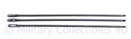 Wo2 Italiaanse pompstok set Cleaning Rod Carcano voor het Carcano geweer - 24 cm - origineel