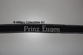 SS cufftitle Prinz Eugen - officier - 7e SS Freiwilligen - Gebirgs Division