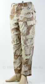 US Army 1e golfoorlog jaren 90 - desert camo broek -maat Medium-Regular - origineel