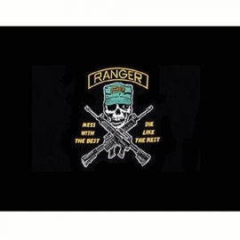 Vlag - US rangers