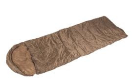 Basic Gear sleeping bag slaapzak met tas - Dark Coyote
