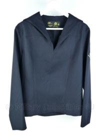 KM Koninklijke Marine donkerblauw matrozen shirt - maat 49 - origineel